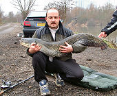 Catfish - 27.6 Lbs and 1m22