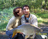 Carp angling is magic!