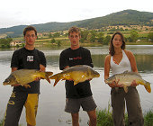 Carps of Team Carpisto