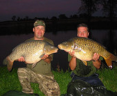 Common carps - 25.6 Lbs