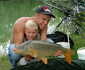 Next carp angler generation