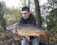 See cyrilcarpiste82's mirror carp photo