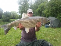 See DAVOS86's grass carp photo