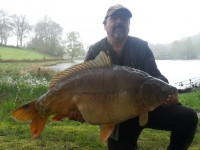 See victos's mirror carp photo
